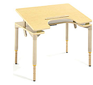 rifton tilt-top multi desk